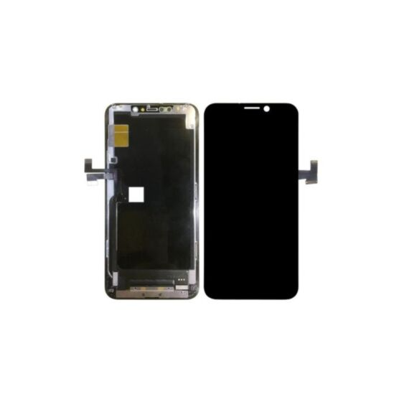 شاشة ايفون 11 برو GX لون اسود جودة عالية