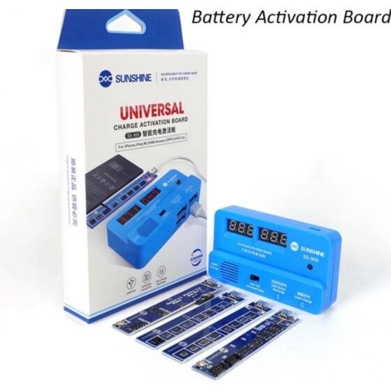 MTOOL SUNSHINE ALL IN ONE BATTERY CHARGER SS-909