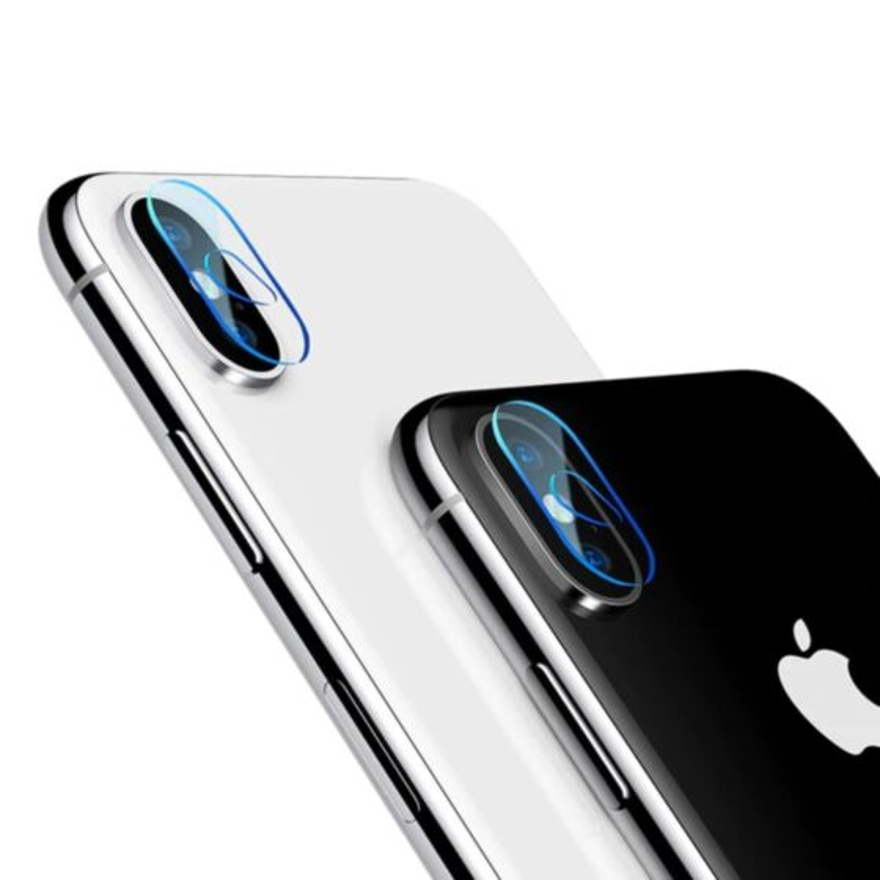 استكر حماية للكاميرا الخلفية لاجهزة ايفون اكس و اكس اي من بيسوس
